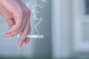 Smoking Increases Risk of Osteoporosis and Bone Loss